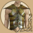 LARP Armour - Elf Noble Basic Armour